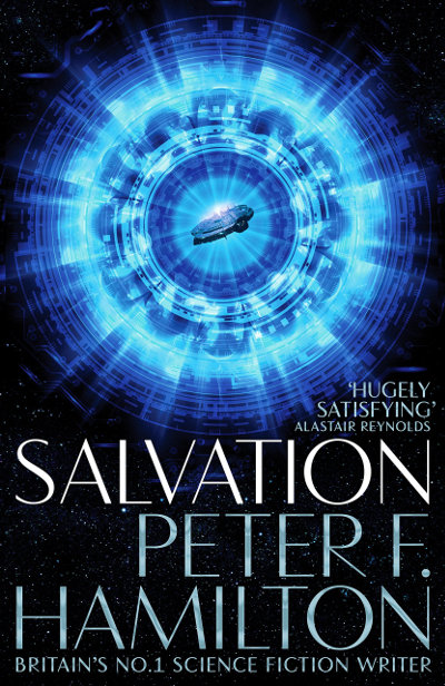 Salvation (The Salvation Sequence, #1)