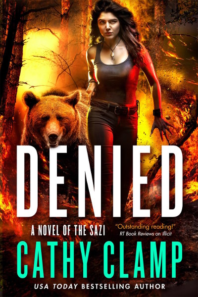 Denied (Tales of the Sazi, #11)