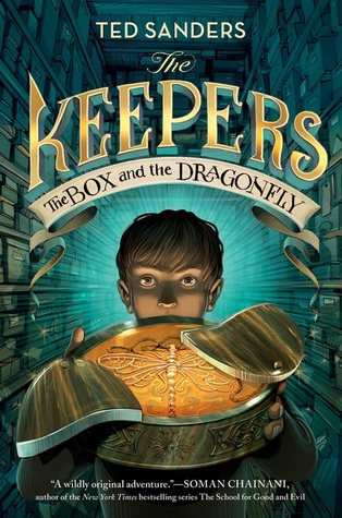 The Box and the Dragonfly (The Keepers, #1)