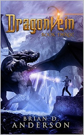 Dragonvein: Book Three (Dragonvein, #3)