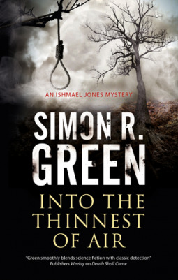 Into the Thinnest of Air (Ishmael Jones Mysteries, #5)