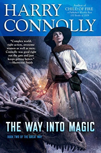 The Way into Magic (The Great Way, #2)