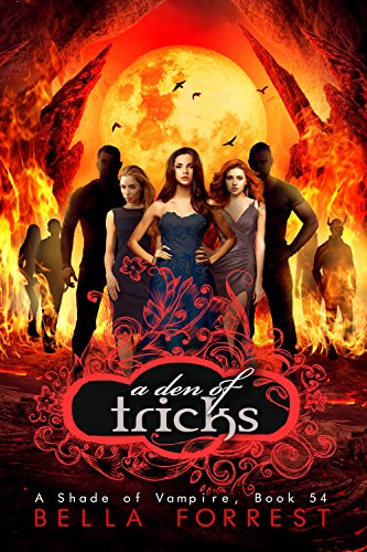 A Den of Tricks (A Shade of Vampire, #54)