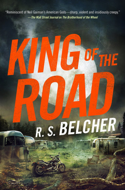 King of the Road (The Brotherhood of the Wheel, #2)