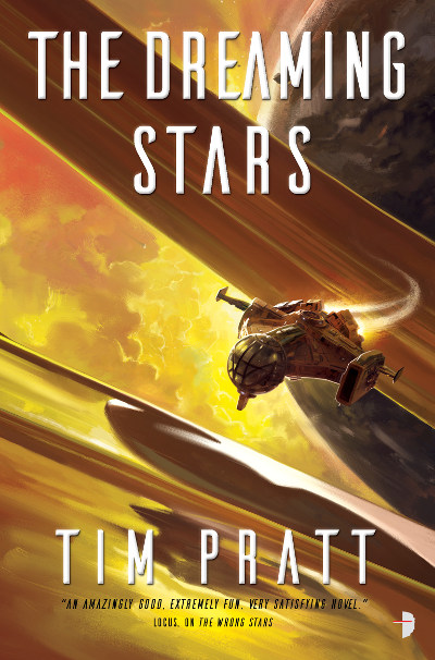 The Dreaming Stars (The Axiom, #2)