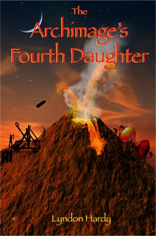 The Archimage's Fourth Daughter (Magic by the Numbers, #4)