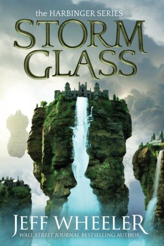 Storm Glass (The Harbinger Series, #1)