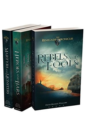 The Renegade Chronicles (Collection): Volumes 1-3