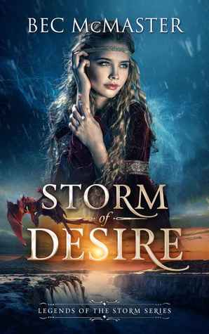 Storm of Desire (Legends of the Storm, #2)