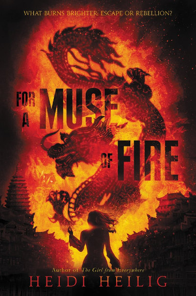 For a Muse of Fire ( For a Muse of Fire, #1)