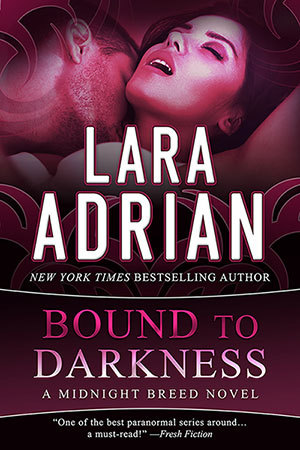 Bound to Darkness (The Midnight Breed, #13)