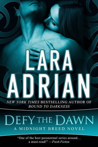 Defy the Dawn (The Midnight Breed, #14)