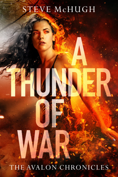 A Thunder of War (The Avalon Chronicles, #3)