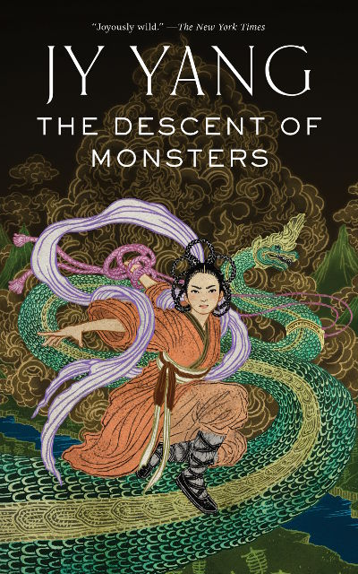 The Descent of Monsters (The Tensorate Series, #3)