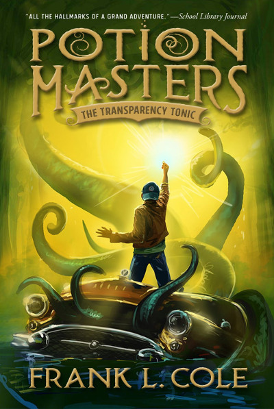 The Transparency Tonic (Potion Masters, #2)