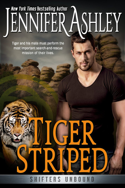 Tiger Striped (Shifters Unbound, #12)