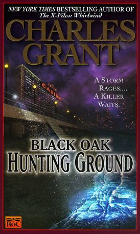 Hunting Ground (Black Oak, #4)
