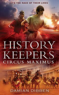 Circus Maximus (The History Keepers, #2)