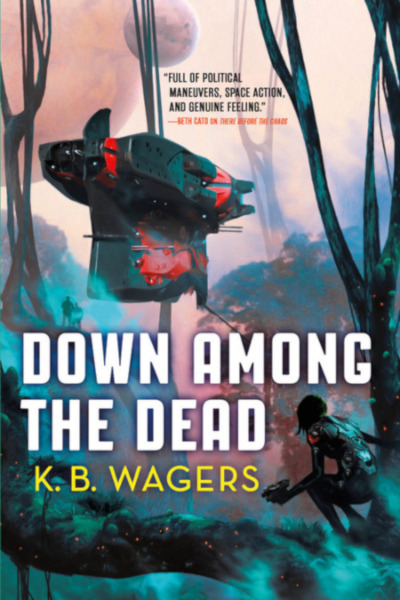 Down Among the Dead (The Farian War, #2)