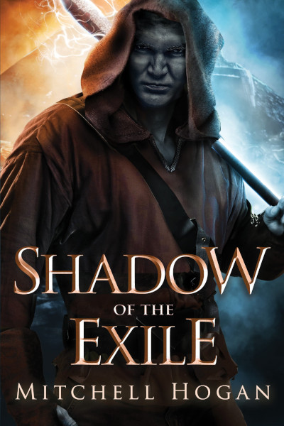 Shadow of the Exile (The Infernal Guardian, #1)