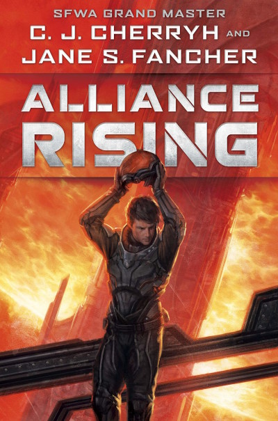 Alliance Rising (The Hinder Stars, #1)