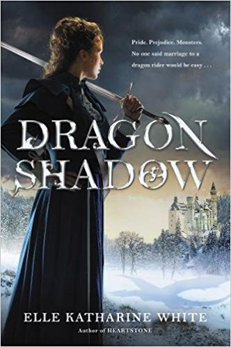 Dragonshadow (Heartstone, #2)