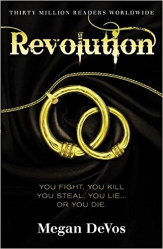 Revolution (Anarchy, #3)