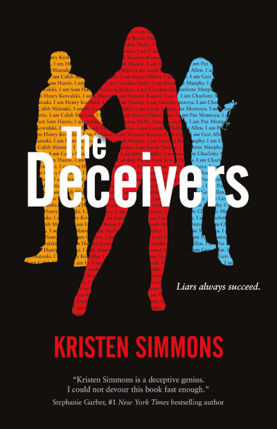 The Deceivers (Vale Hall, #1)