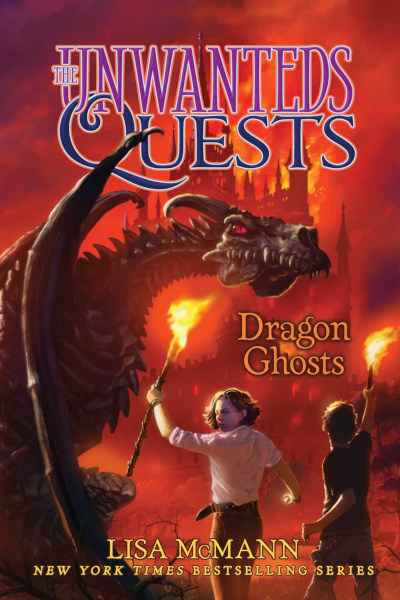 Dragon Ghosts (The Unwanteds Quests, #3)