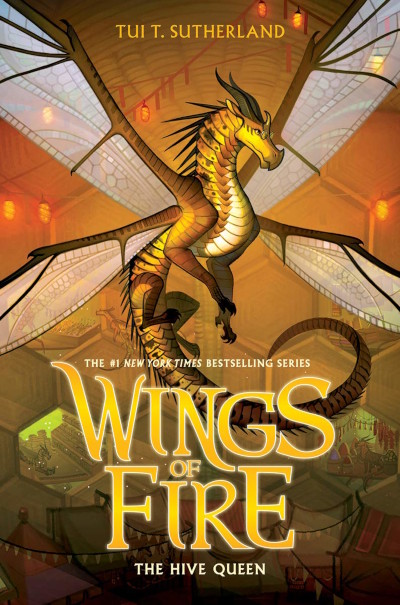 The Hive Queen (Wings of Fire, #12)