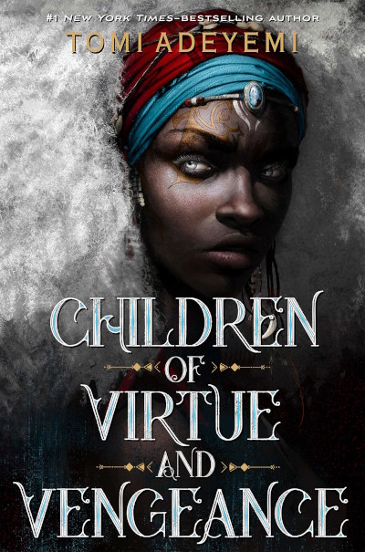 Children of Virtue and Vengeance  (Legacy of Orisha, #2)