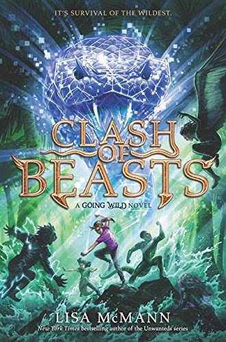 Clash of Beasts (Going Wild, #3)
