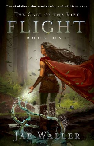 Flight (The Call of the Rift, #1)