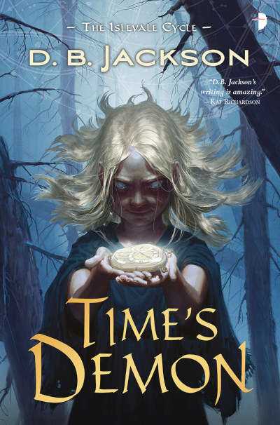 Time's Demon (The Islevale Cycle, #2)