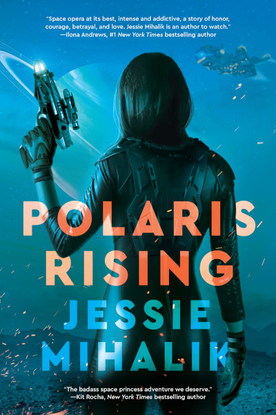Polaris Rising (The Consortium Rebellion, #1)