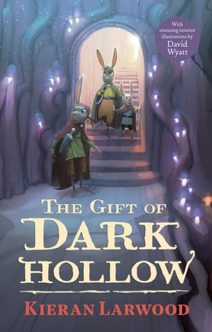 The Gift of Dark Hollow (The Five Realms, #2)