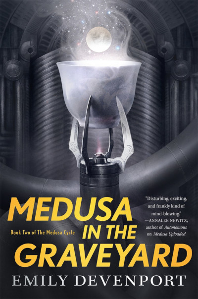 Medusa in the Graveyard (The Medusa Cycle, #2)