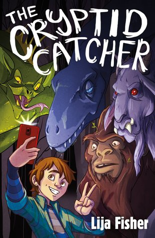 The Cryptid Catcher (The Cryptid Catcher, #1)