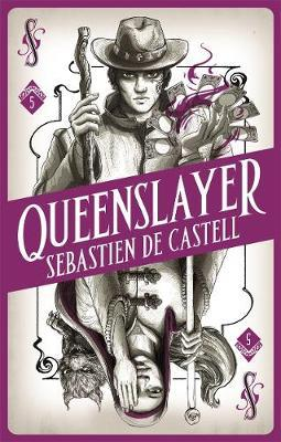 Queenslayer (Spellslinger, #5)