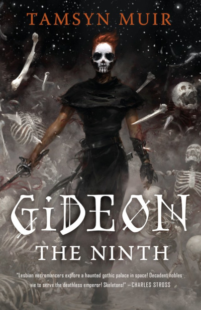 Gideon the Ninth (The Locked Tomb Trilogy, #1)