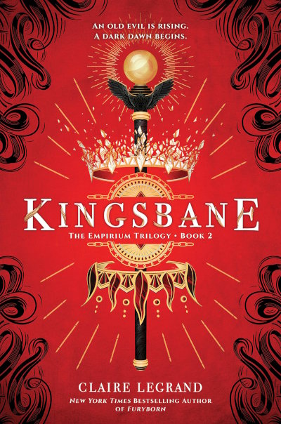 Kingsbane (The Empirium Trilogy, #2)