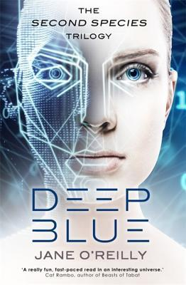 Deep Blue (The Second Species Trilogy, #2)