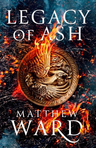Legacy of Ash (The Legacy Trilogy, #1)
