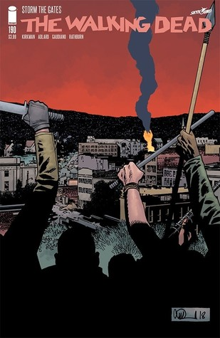 The Walking Dead, Issue #190 (The Walking Dead (single issues), #190)