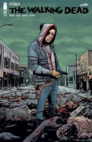 The Walking Dead, Issue #192 (The Walking Dead (single issues), #192)