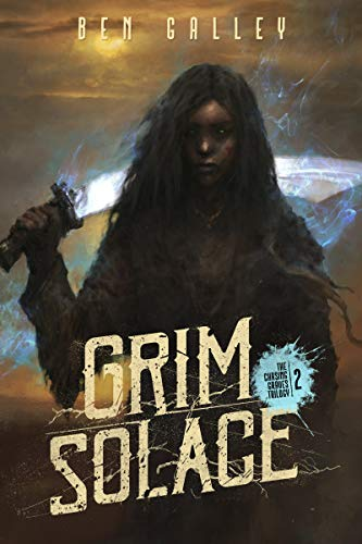 Grim Solace (The Chasing Graves Trilogy, #2)