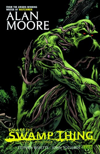 Saga of the Swamp Thing, Book 3 (Saga of the Swamp Thing, #3)