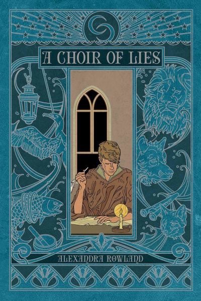 A Choir of Lies (A Conspiracy of Truths, #2)