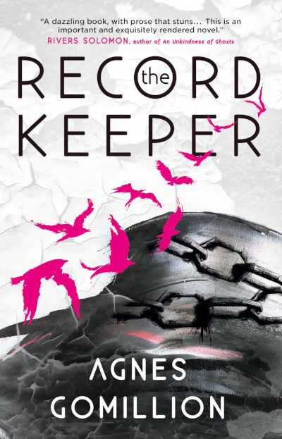 The Record Keeper (The Record Keeper, #1)