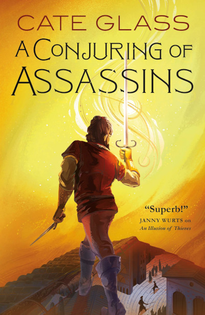 A Conjuring of Assassins (Chimera, #2)